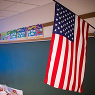 Michigan teacher says he was 'censored' for telling class '[America] is a country built on lies'