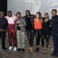 50 Cent explains casting Eminem as White Boy Rick at Detroit premiere of Starz's 'BMF'