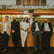 British rock band IDLES heads to Detroit's St. Andrew's Hall ahead of new record