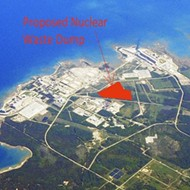 Days left to comment on plan to store radioactive waste near Lake Huron