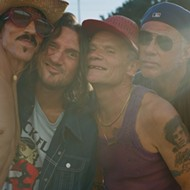 Red Hot Chili Peppers are coming to Detroit next year with the Strokes and Thundercat, you know, as a treat