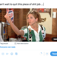 Michiganders post about wanting to quit their stupid-ass jobs on Twitter more than any other state