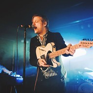 Just announced: Spoon will play the Fillmore August 1
