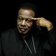 Wayne Shorter is the Detroit Jazz Fest's artist-in-residence this year