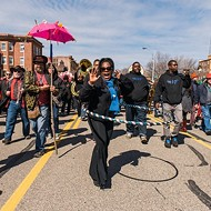 Chase the Nain Rogue out of Detroit this Sunday at the Marche du Nain Rouge