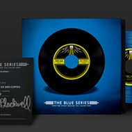 'Blue Series' book is for the Third Man records diehard