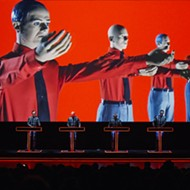 Kraftwerk announces elaborate series of live '3-D' sets