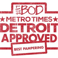 Best of Detroit: Pampering