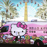 The Hello Kitty Cafe food truck will stop in Detroit
