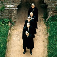 Drop everything and listen to this unreleased Monks track from 1967, thanks to Third Man