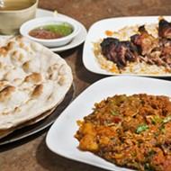 Review: Get cultured at Hamtramck's Sheeba