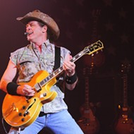 It took a Republican congressman getting shot to calm down Ted Nugent