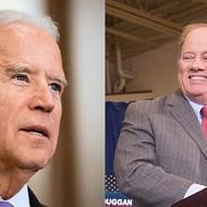 "Joe Biden tells Detroit to vote Duggan: ""No mayor in America has done a better job"""