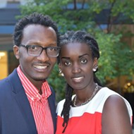 Meet the two refugees planning an East African restaurant on Detroit's east side