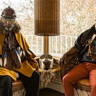 The sci-fi hip-hop of Shabazz Palaces