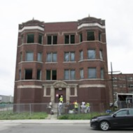 Preservationists call on Ilitch family to halt 'illegal' demolition plans in Cass Corridor