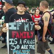 The Juggalo march on Washington is happening right now