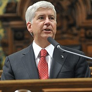 Snyder signs bills allowing for unlimited political contributions