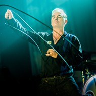 Confirmed: Morrissey headed to Detroit in November