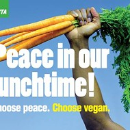 PETA's Detroit vegan campaign draws charges of racism from Sam Riddle