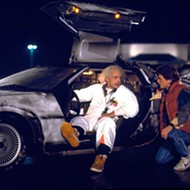 See 'Back to the Future' live in concert tomorrow night