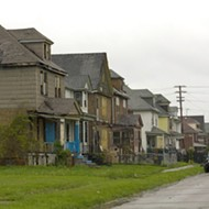 Anti-foreclosure activists make last-ditch effort to spare thousands of Detroiters from eviction