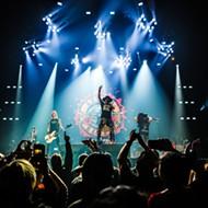 Review: Guns N' Roses' show restraint in Detroit