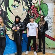 Detroit sci-fi thrashers Euphoria go from warp speed to shred