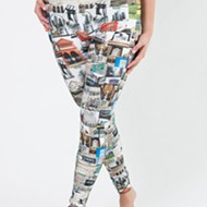 You can now rep your city by wearing these Detroit-themed leggings