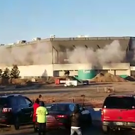 Pontiac Silverdome implosion off to a Lions-like start with failed detonation