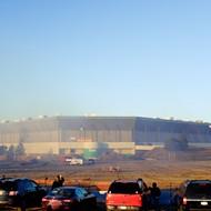 Second Silverdome demolition attempt proves successful