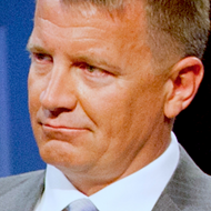 Erik Prince wants to build Trump a private spy network, according to report