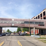 Detroit's historic Packard Plant will be the site of a new restaurant and brewery