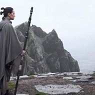 <i>The Last Jedi</i> gleefully myth-busts the <i>Star Wars</i> universe