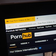 Detroit watched a lot of porn in 2017