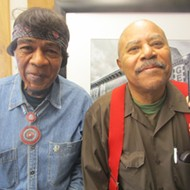 Billy Davis and Harmonica Shah to discuss Detroit black history Wednesday