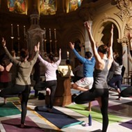 University of Detroit Mercy alum says you can do yoga and still love Jesus