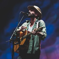 Ray LaMontagne is coming to Detroit, so spring can't be that far off