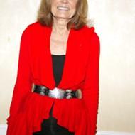 Feminist icon Gloria Steinem is speaking in Midtown this week