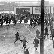 You can commemorate the deadly 1932 Ford Hunger March by donating to this Detroit park