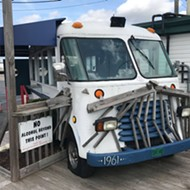 A St. Clair Shores restaurant owner wants to put a food truck on the roof