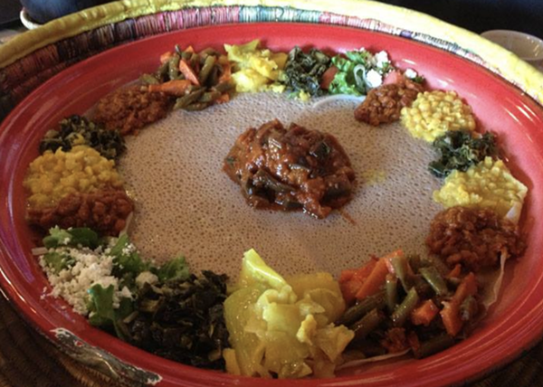 TASTE OF ETHIOPIA/FACEBOOK