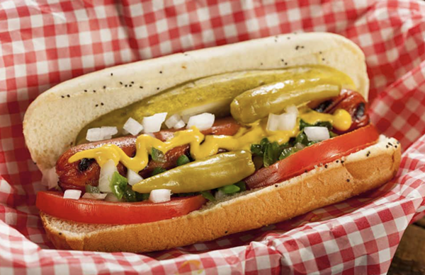 Chicago Dog - COURTESY PHOTO