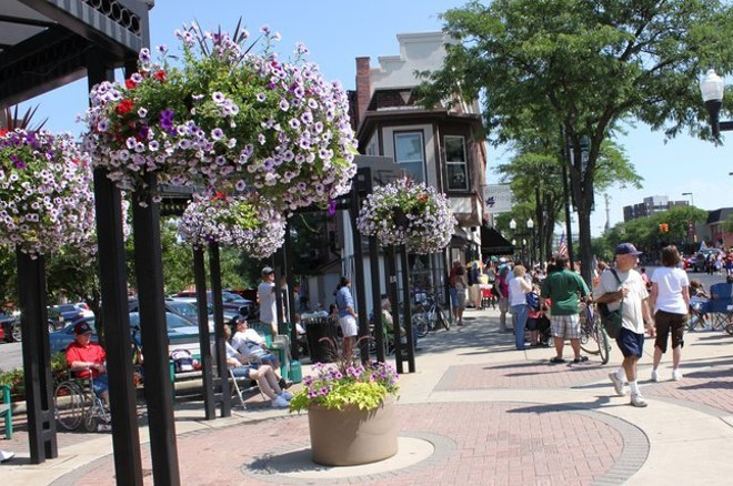 Downtown Wyandotte is totes adorbs. - COURTESY PHOTO