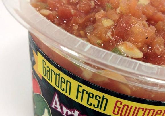 Garden Fresh Salsa. - VIA FACEBOOK