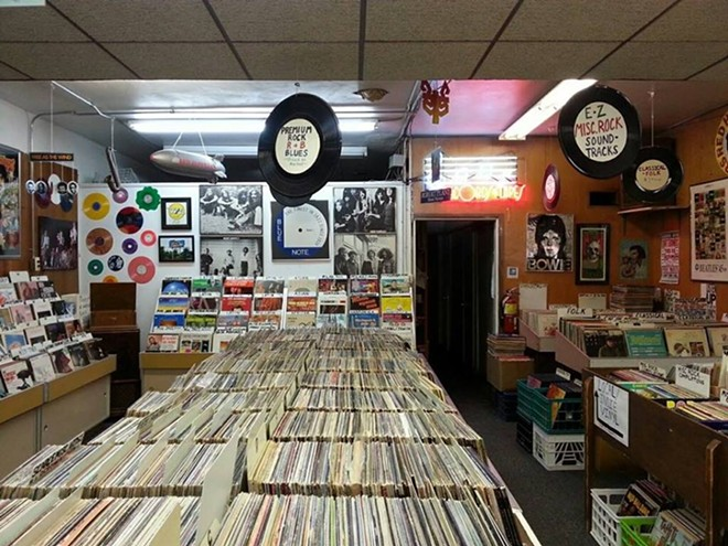 New and vintage vinyl will be in stock at Solo Records on RSD 2018. - SOLO RECORDS FACEBOOK