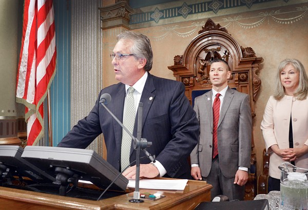 State Sen. Mike Nofs. - COURTESY MISENATEGOP.COM