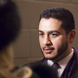 Abdul El-Sayed. - DETROIT HEALTH DEPARTMENT, VIA WIKIMEDIA COMMONS