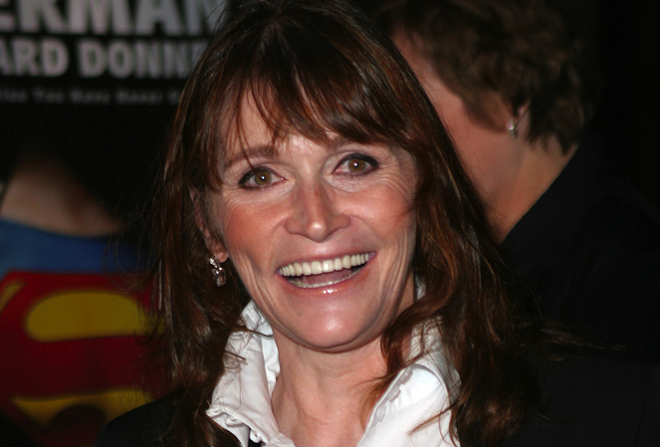 Margot Kidder in 2006. - PHOTO COURTESY SHUTTERSTOCK