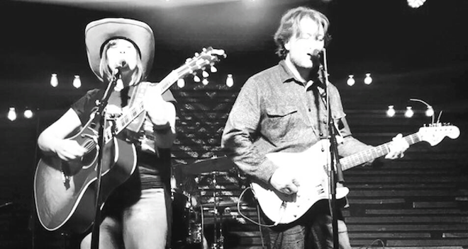 Carrie Shepard (left) and Lawrence Daversa of the Whiskey Charmers - COURTESY PHOTO
